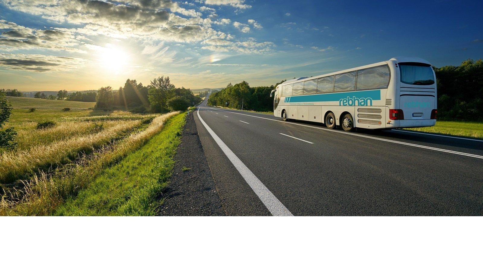 Rebhan Personentransport Bus Fahren